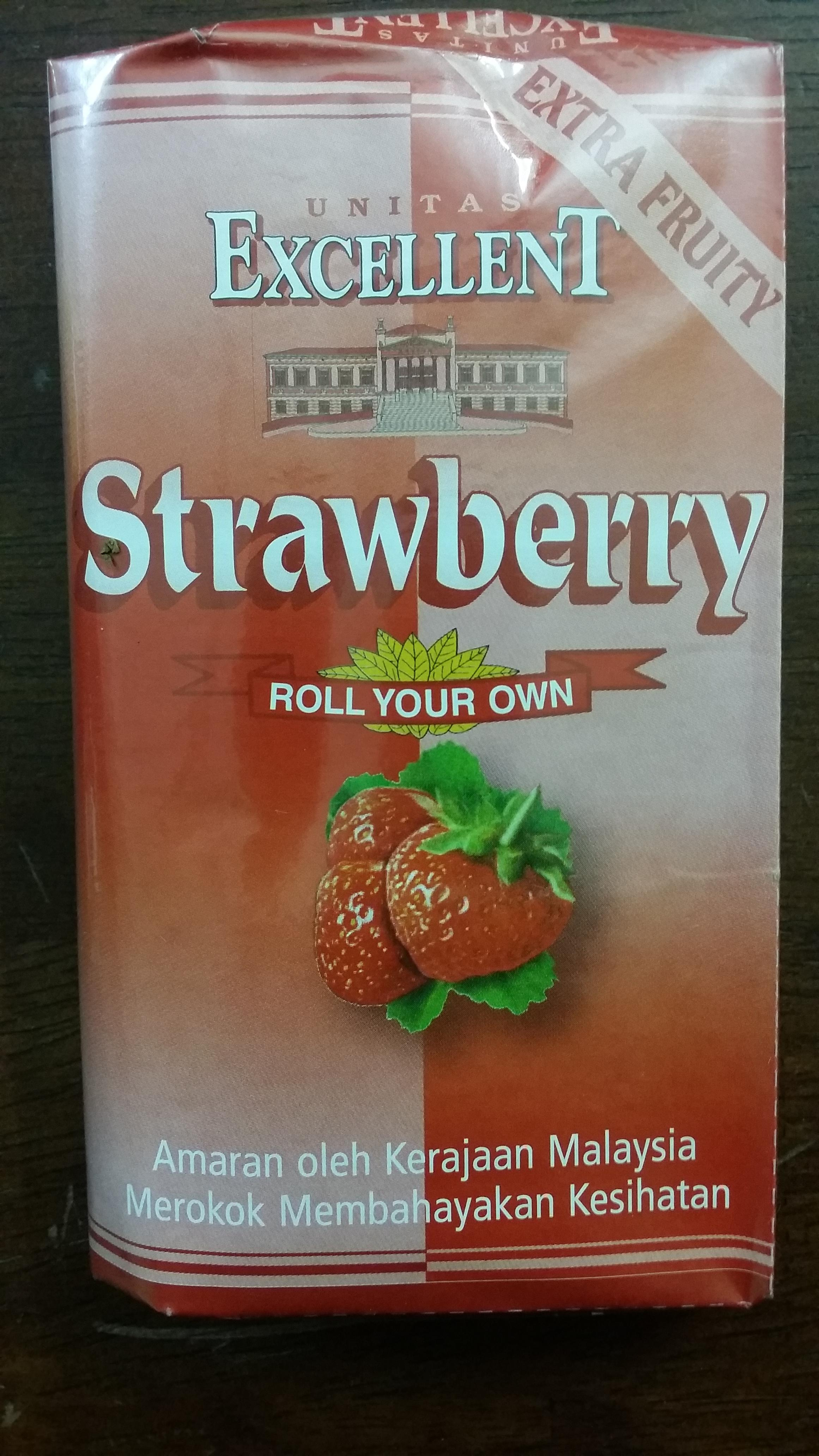 Excellent Strawberry 40g
